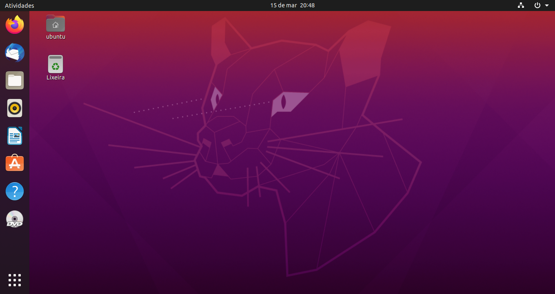 Ubuntu 20.04 (development brach) | Overview – Fast OS